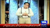 Hasb-e-Haal 27th Feb 2015 by Junaid Saleem,Sohail Ahmed and Najia on Friday at Dunya News