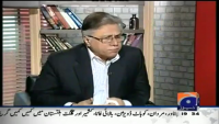 Meray Mutabiq 1st March 2015 by Hassan Nisar on Sunday at Geo News