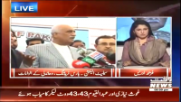 8PM With Fareeha Idrees 5th March 2015 by Fareeha Idrees on Thursday at Waqt News