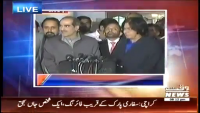 8PM With Fareeha Idrees 9th March 2015 by Fareeha Idrees on Monday at Waqt News