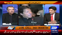 Nuqta e Nazar 9th March 2015 by Mujeeb Ur Rehman Shami on Monday at Dunya News