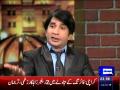 Mazaaq Raat 9th March 2015 by Nauman Ijaz on Monday at Dunya News