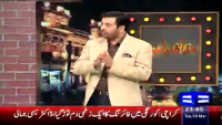 Mazaaq Raat 10th March 2015 by Nauman Ijaz on Tuesday at Dunya News