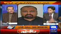 Nuqta e Nazar 11th March 2015 by Mujeeb Ur Rehman Shami on Wednesday at Dunya News