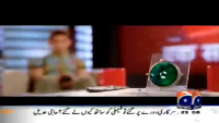 Hum Sab Umeed Say Hain 11th March 2015 by Saba Qamar on Wednesday at Geo News