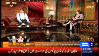 Hasb-e-Haal 19th March 2015 by Junaid Saleem,Sohail Ahmed and Najia on Thursday at Dunya News