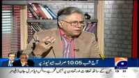 Meray Mutabiq 22nd March 2015 by Hassan Nisar on Sunday at Geo News