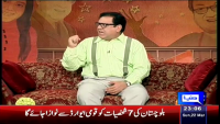 Hasb-e-Haal 22nd March 2015 by Junaid Saleem,Sohail Ahmed and Najia on Sunday at Dunya News