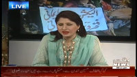 8PM With Fareeha Idrees 24th March 2015 by Fareeha Idrees on Tuesday at Waqt News