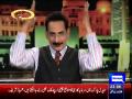 Mazaaq Raat 24th March 2015 by Nauman Ijaz on Tuesday at Dunya News