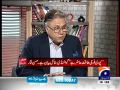 Meray Mutabiq 29th March 2015 by Hassan Nisar on Sunday at Geo News