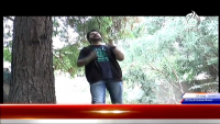 Target 1st April 2015 by Sherry on Wednesday at Ajj News TV