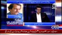 Islamabad Tonight 2nd April 2015 by Rehman Azhar on Thursday at Ajj News TV