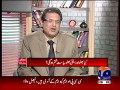 Meray Mutabiq 4th April 2015 by Hassan Nisar on Saturday at Geo News