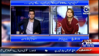 Islamabad Tonight 8th April 2015 by Rehman Azhar on Wednesday at Ajj News TV