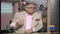 Meray Mutabiq 12th April 2015 by Hassan Nisar on Sunday at Geo News