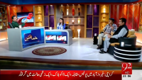 Himaqatain 20th April 2015 by Aftab Iqbal on Monday at 92 News