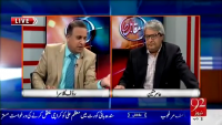 Muqabil 22nd April 2015 by Rauf Klasra on Wednesday at 92 News HD