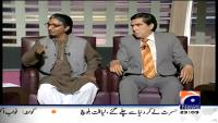 Khabar Naak 2nd May 2015 by Aftab Iqbal on Saturday at Geo News