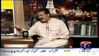 Khabar Naak 3rd May 2015 by Aftab Iqbal on Sunday at Geo News