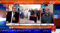 Muqabil 4th May 2015 by Rauf Klasra on Monday at 92 News HD