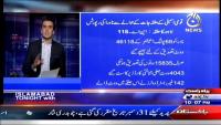 Islamabad Tonight 4th May 2015 by Rehman Azhar on Monday at Ajj News TV
