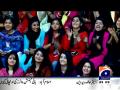 Hum Sab Umeed Say Hain 5th May 2015 by Saba Qamar & Naseem Vicky on Tuesday at Geo News