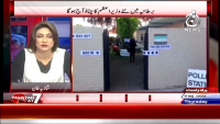 Pakistan At 7 - 7th May 2015 by Shazia Khan on Thursday at Ajj News TV