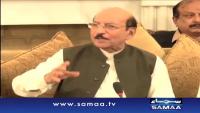 Qaim Ali Shah Says Zulfiqar Mirza Is Like Filmi Jagga