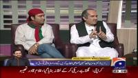 Khabar Naak 9th May 2015 by Aftab Iqbal on Saturday at Geo News