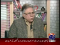 Meray Mutabiq 10th May 2015 by Hassan Nisar on Sunday at Geo News