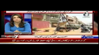 Pakistan At 7 - 11th May 2015 by Shazia Khan on Monday at Ajj News TV