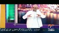 Hum Sab Umeed Say Hain 12th May 2015 by Saba Qamar & Naseem Vicky on Tuesday at Geo News