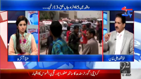 Bebaak 13th May 2015 by Khushnood Ali Khan on Wednesday at 92 News HD