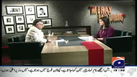 Meray Mutabiq 17th May 2015 by Hassan Nisar on Sunday at Geo News