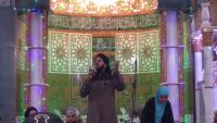 Mehfil in Faizaan e Madina Masjid Peterborough