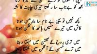 Kash Mai Teray Haseen Hath Ka Kangan Hota