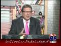 Meray Mutabiq 23rd May 2015 by Hassan Nisar on Saturday at Geo News