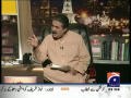 Khabar Naak 23rd May 2015 by Aftab Iqbal on Saturday at Geo News