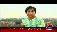 Hum Sab Umeed Say Hain 26th May 2015 by Saba Qamar & Naseem Vicky on Tuesday at Geo News