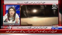Pakistan At 7 - 27th May 2015 by Shazia Khan on Wednesday at Ajj News TV