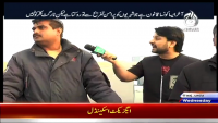 Target 27th May 2015 by Sherry on Wednesday at Ajj News TV