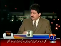 Meray Mutabiq 31st May 2015 by Hassan Nisar on Saturday at Geo News