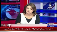 Pakistan At 7 - 1st June 2015 by Shazia Khan on Monday at Ajj News TV