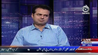 Islamabad Tonight 2nd June 2015 by Rehman Azhar on Tuesday at Ajj News TV