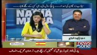 10PM With Nadia Mirza 15th June 2015