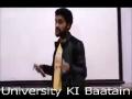 Kind Of Presentations In Universities
