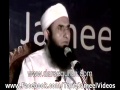 Maulana Tariq Jameel Bayan in Lahore University