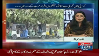 10 PM With Nadia Mirza - 23rd June 2015