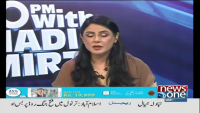 10 PM With Nadia Mirza - 8th July 2015